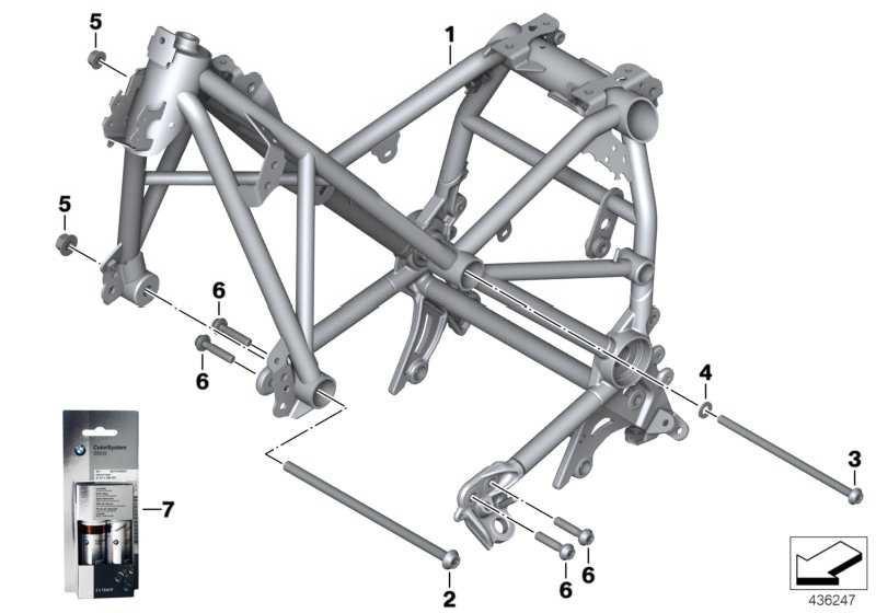 Schraube M12X215 K50 K51 K52 K53 K54 K21  (46518543640)