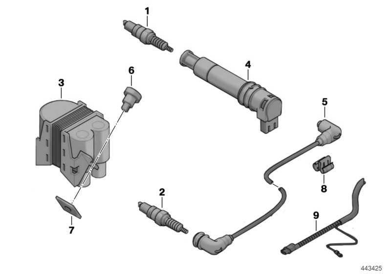 Reparatursatz Kabelbaum  259 R21 R22 R28  (61127685348)