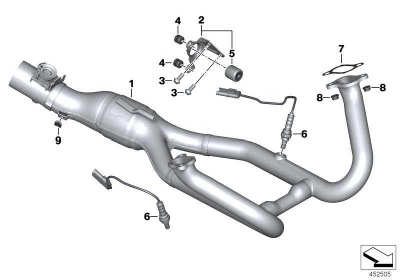 Abgaskrümmer poliert  K50 K51 K52 K53 K54  (18518562190)