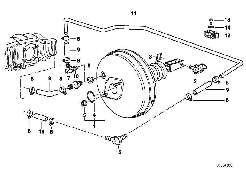 Winkel Rückschlagventil  3er 5er 7er X5 Z3 Z8  (34331161300)