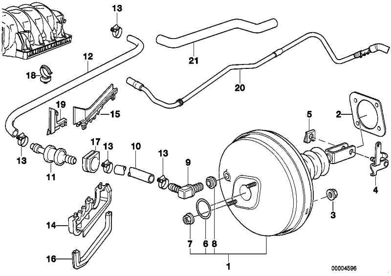 O-Ring Hauptbremszylinder  3er 5er 7er X5 Z8  (34311165092)