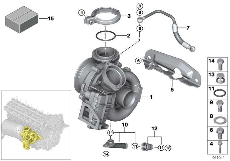 Austausch Turbolader  X5 X6  (11657796314)