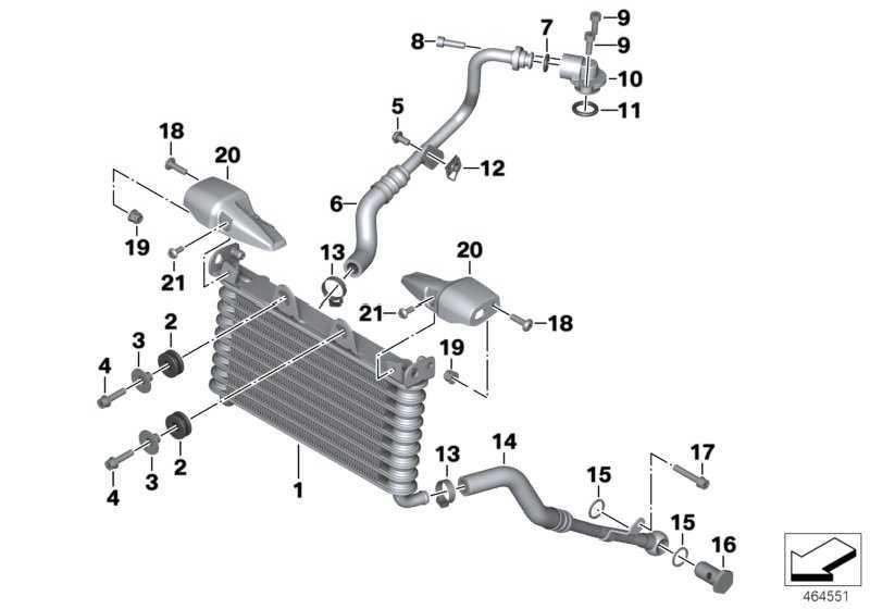 Ölkühler  K21  (17218543232)