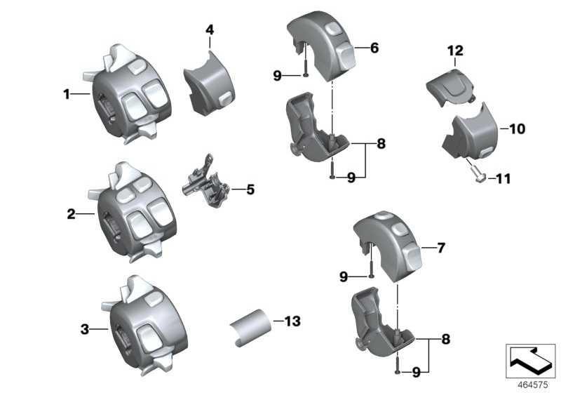 Schraube Innentorx M5X12            (07129907413)