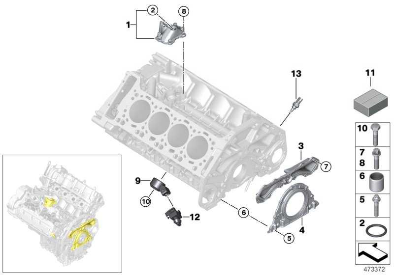 ASA-Schraube M6X30-U1        X6 7er X5 5er 6er 1er 3er  (07129907367)