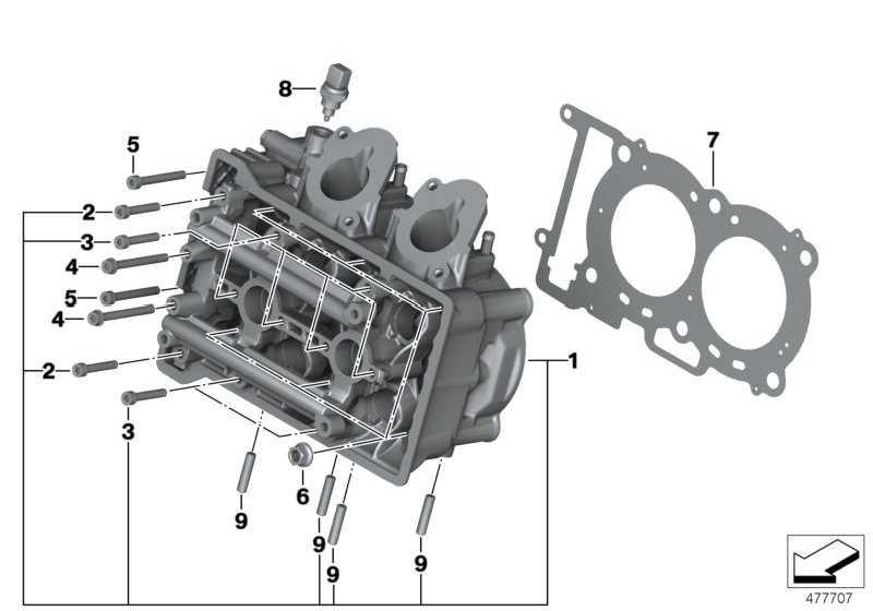 ISA-Schraube M6X35-8.8  (07129907399)