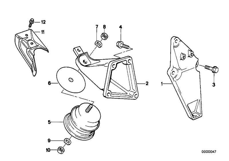 Sechskantschraube mit Scheibe M6X10-Z2 3er 5er 6er 7er 8er Z1 Z3  (07119913429)