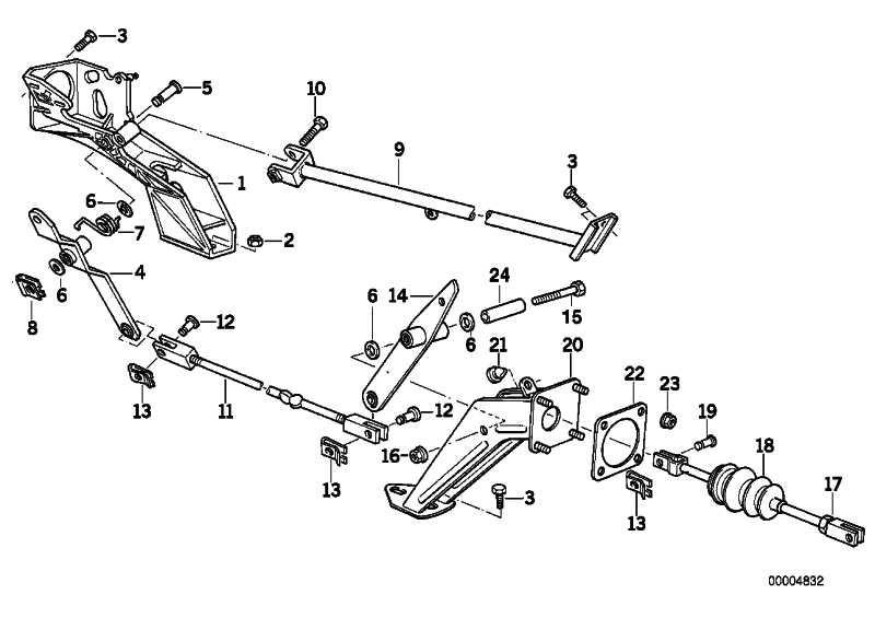 Sechskantschraube M10X55-10.9ZNS3 3er 5er 7er X3  (07119905161)