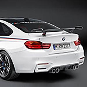 BMW M Performance Heckspoiler Carbon durchströmt M4 F82 Coupé