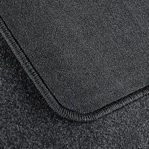 BMW Fußmatten Velours anthrazit Satz vorne/hinten 5er F10 F11 ohne xDrive ab 07/2013