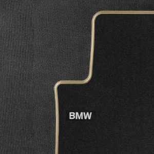 BMW Fußmatten Textil hinten 2er F45 Active Tourer