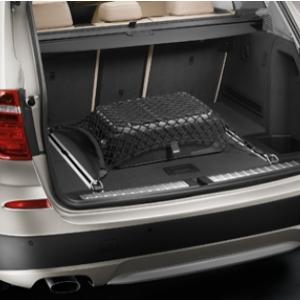 BMW Gepäckraum-Bodennetz 2er F45 3er E46 E91 F31 F34GT 4er F82 M4 5er E39 E61 F07GT F11 X1 F48 X3 E83 F25 X4 F26 X5 E53 E70 F15 X5M F85 X6 E71 F16 X6M F86