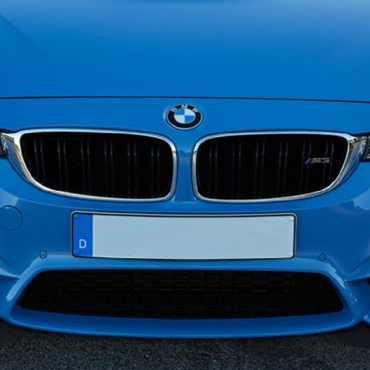 BMW M Performance Ziergitter hochglanz schwarz M3 F80