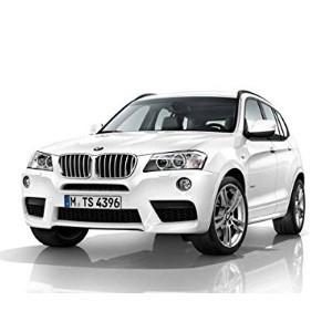 BMW M Aerodynamik Basispaket X3 F25