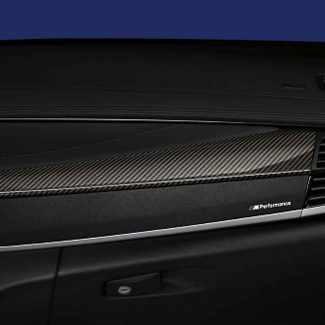 BMW M Performance Interieurleisten Carbon X5 F15 F85