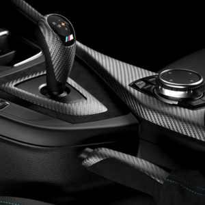 BMW M Performance Interieur Kit Carbon/Alcantara M2 F87