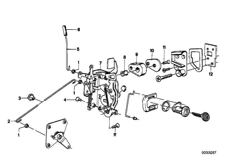 Torxschraube mit Scheibe ISA M6X16       3er 5er 6er 7er  (51218100708)