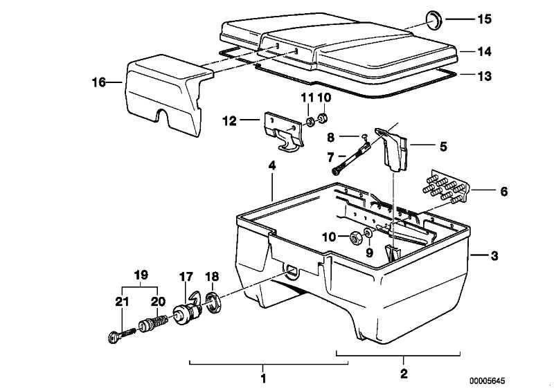 Schliesszylinder mit Schlüssel   (51252303682)