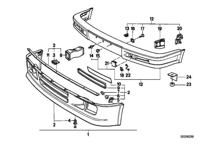 Nachrüstsatz Verkleidung M TECHNIC       3er  (51112239700)