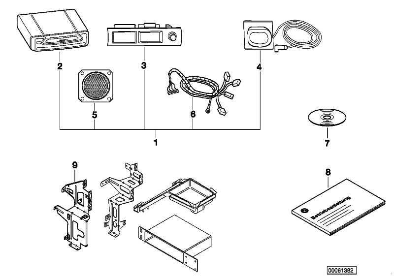 Ablageschale Gepäckraum links  3er  (51478162577)