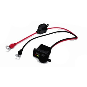 BMW Batterieladegerät Comfort Indicator Panel