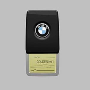 BMW Ambient Air Duftkonzept Golden Suite 7er G11 G12
