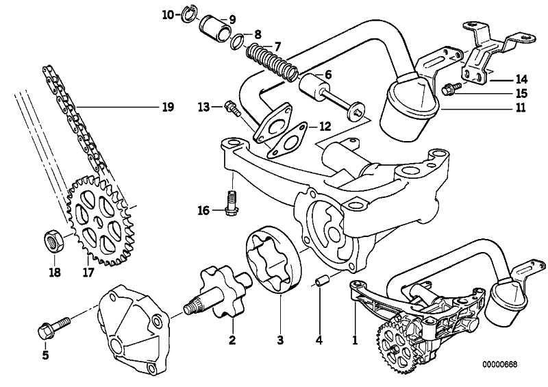 Rotor innen  3er 5er 7er Z3  (11411748098)