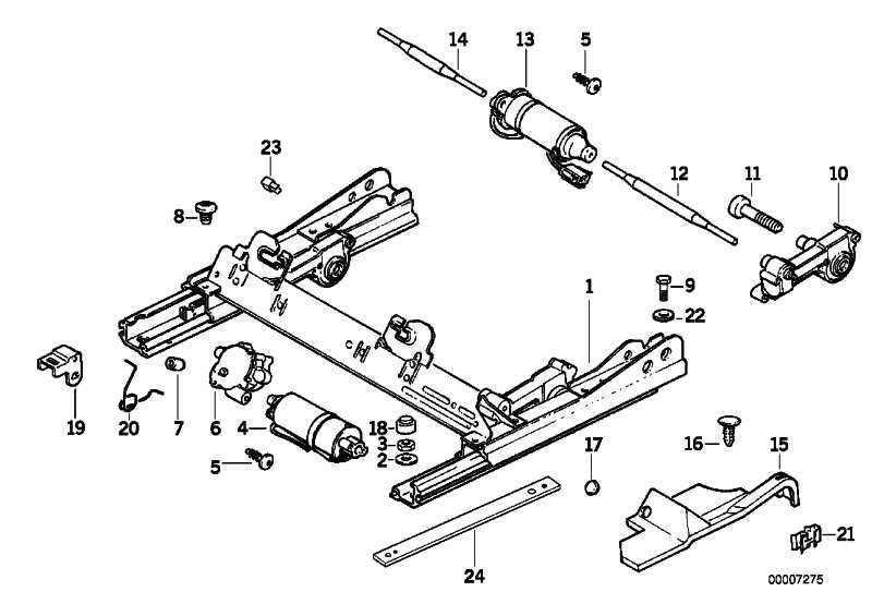 Sechskantschraube M10             3er 6er X3 X5 Z4  (52108211438)