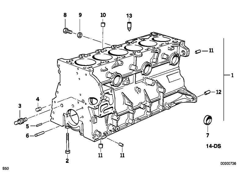 Zylinderstift 6X32            3er Z3 Z4  (07119942169)