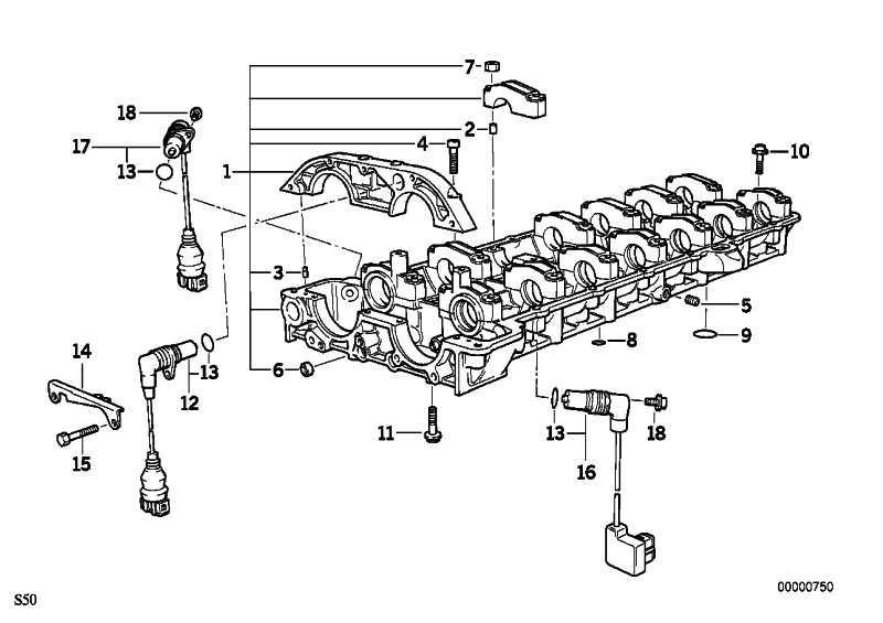 Sensor Auslassnockenwelle  3er  (12141401890)