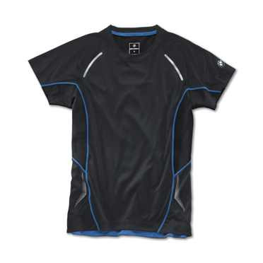 BMW Athletics Sports T-Shirt Herren schwarz