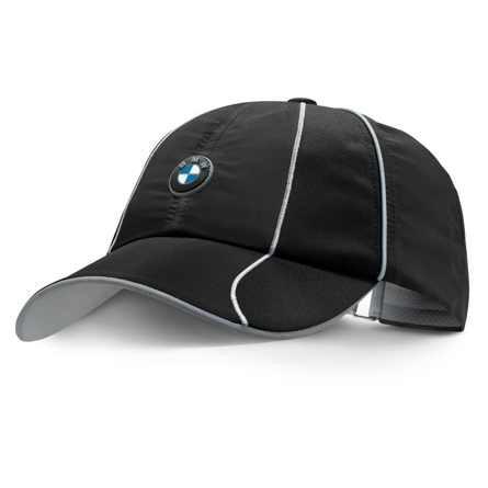 BMW Athletics Sports Cap schwarz