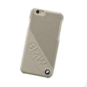 BMW Handy-Hartschale taupe Samsung Galaxy S6