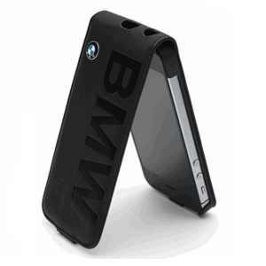 BMW Handy-Klapphülle iPhone 6 Plus schwarz