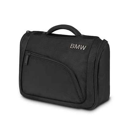 BMW Kulturbeutel schwarz