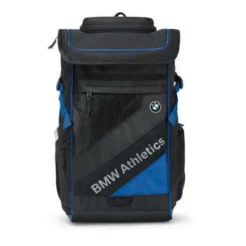 BMW Athletics Performance Sportrucksack schwarz/royalblau