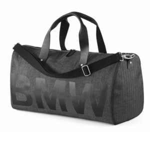 BMW Tasche Duffle anthrazit/schwarz