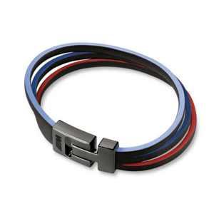 BMW M Armband unisex schwarz