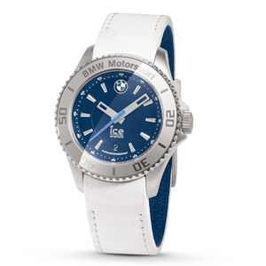BMW Motorsport ICE Watch Steel weiß/blau