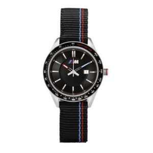 BMW M Uhr schwarz