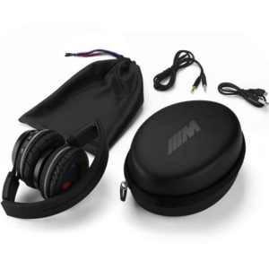 BMW M Lifestyle Kopfhörer schwarz
