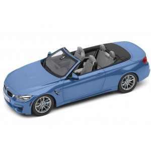 BMW M4 Cabrio F83 Miniatur 1:18