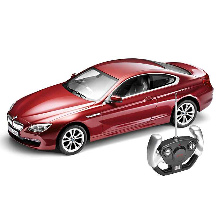 Ferngesteuerte Miniatur BMW 6er F13 1:14