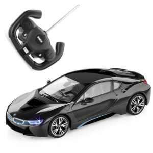 BMW ferngesteuerte Miniatur i8 sophistograu Maßstab 1:14
