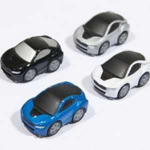 BMW Funcar Set i8 Maßstab 1:100