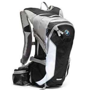 BMW Bike Rucksack grau/schwarz