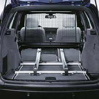 BMW Fahrradhalterung Innenraum X3 E83 LCI
