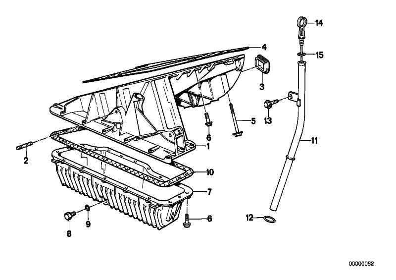 Sechskantschraube mit Scheibe M6X60 3er 5er Z3  (11131247070)