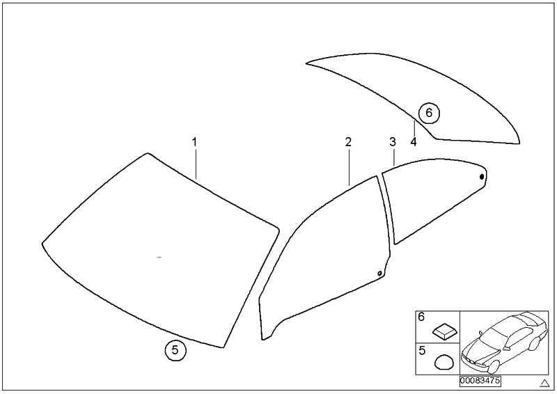 Regen-Licht-Sensor K-BUS           3er 5er X3 X5 Z4 MINI  (61356923954)