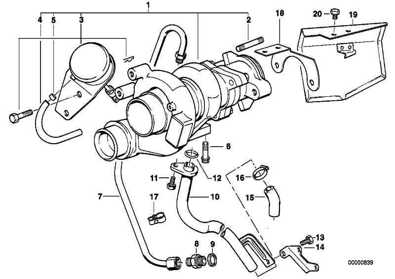 Stiftschraube M10X60          3er 5er 7er X3 X5  (11142245277)